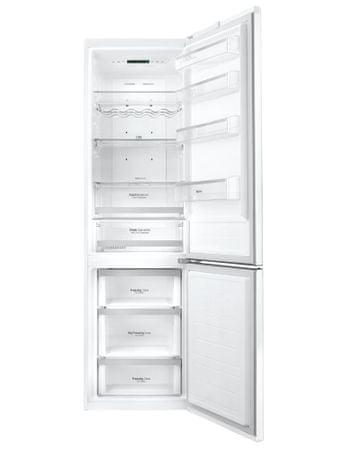 LG GBB60SWGFS Kombinált hűtőszekrény, 343 l