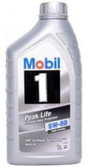 Mobil Ulje 1 Peak Life 5W50 1L