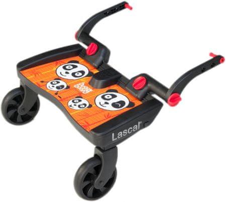 Lascal Buggy board MAXI Testvérfellépő, Narancssárga