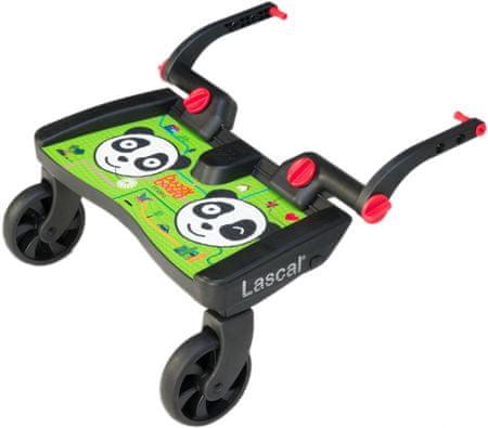Lascal Buggy board MAXI Testvérfellépő, Zöld