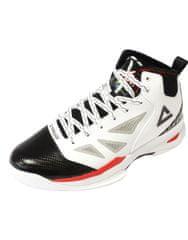 Peak košarkaške tenisice E41011A Skywalker, crno-bijele