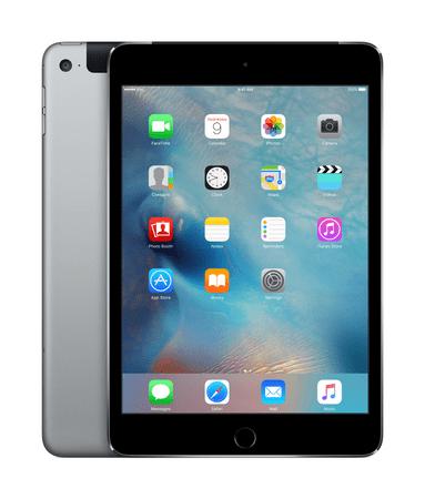 Apple tablica iPad mini 4 Wi-Fi Cell 128GB, space grey