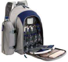 Be Nomad Plecak piknikowy w kolorze niebieskim