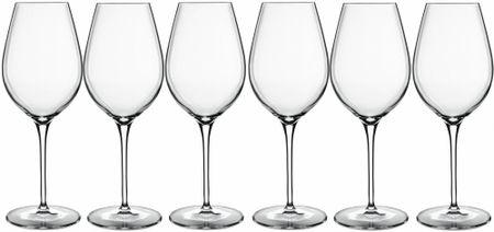 Luigi Bormioli set kozarcev za vino Maturo 490 ml, 6 kosov