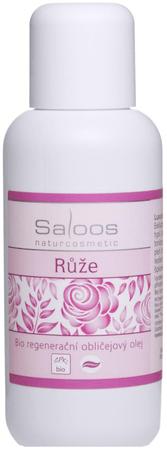Saloos Bio regenerativno olje za obraz Vrtnica, 100 ml