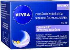 Nivea Noćna krema za osjetljivu kožu 50 ml