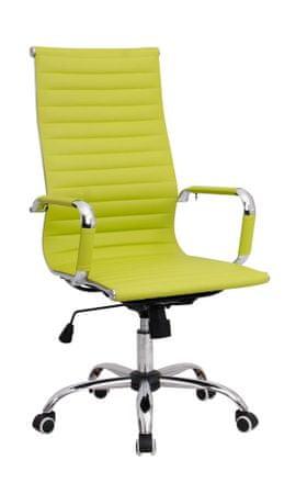 Pisarniški stol OC125, zelen