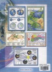 Kolektív: Základný prehľad geografie-Súbor tématických náučných listov