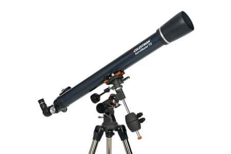Celestron teleskop PowerSeeker 70 EQ