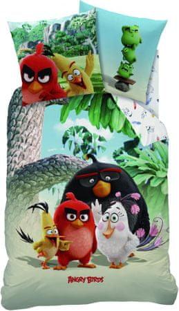 CTI Angry Birds Palm Beach Ágyneműhuzat