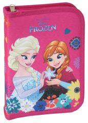 Frozen polna peresnica, dva preklopa