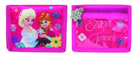 Frozen denarnica Disney, roza