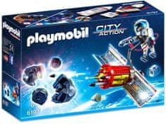 Playmobil Niszczyciel meteorytów 6197