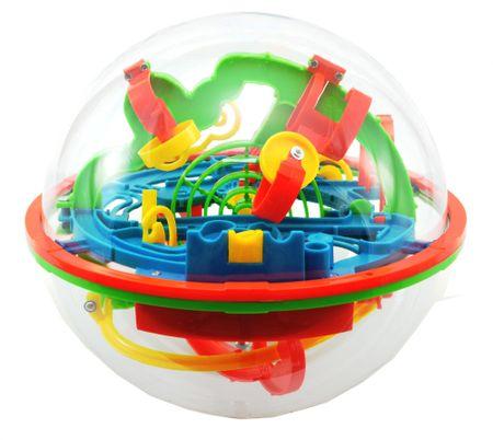 Teddies Układanka kula 3D 20 cm