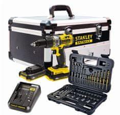 Stanley FMCK625D2F Akkumulátoros fúró-csavarozó