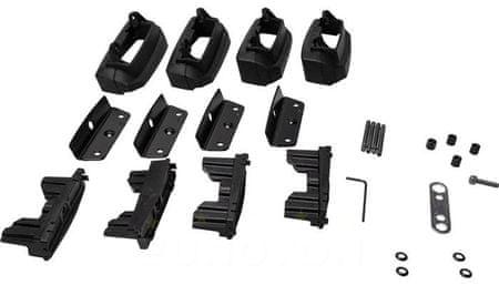 Thule pritrdilni kit za osnovne noge 3028 za BMW 1,3-serie, 5-dr hatchback, 04-11, 12-
