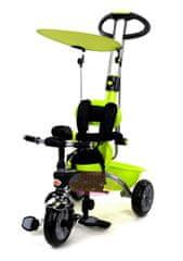 Baby Maxi Baby Maxi Rowerek Trójkołowy PATY BIKE - zielony - Allegro