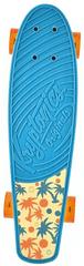 Kryptonics longboard Torpedo 57,15 cm Aqua Palms