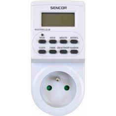 SENCOR Digitális időkapcsoló SST 13D SENCOR