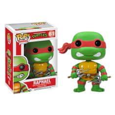 Funko POP! Teenage Mutant Ninja Turtles figura, Raphael #61