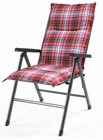 RIWALL Hartman Kerti ülőpárna, Piros, 195x60x6 cm