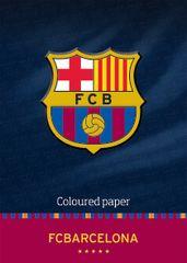 Barcelona FC kolaž papir A4, 20 listova