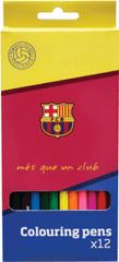 Barcelona FC barvice, 12 kosov