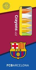 Barcelona FC voštane bojice, 12 komada