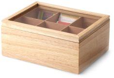 Continenta Box na čajové vrecúška 23 cm