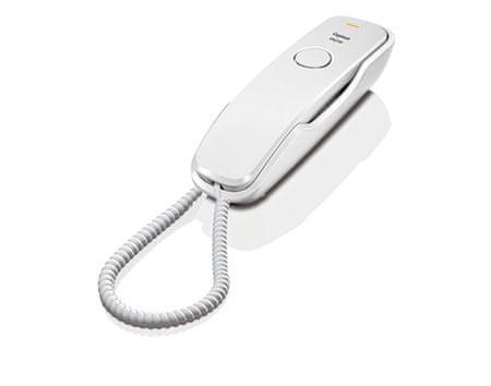 Gigaset DA210 Vezetékes telefon, Fehér outlet