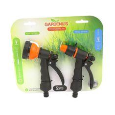 Gardenius SET 2ks - hadicový rozstrekovač/pištoľ
