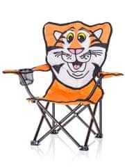 Happy Green krzesło dziecięce, tygrysek