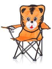 Happy Green krzesło dziecięce, kotek