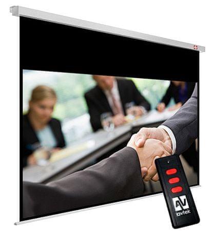 Avtek električno platno Business 240 (16:10)