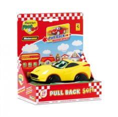 Ferrari mehak avtomobil, Pull Back