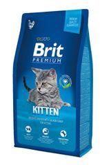Brit hrana za mačke Premium Cat Kitten, 8 kg