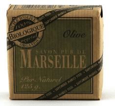Fissi Marseille toaletno milo Oliva, 125 g