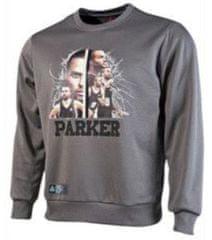 Peak pulover Tony Parker TP F641951, muški, sivi