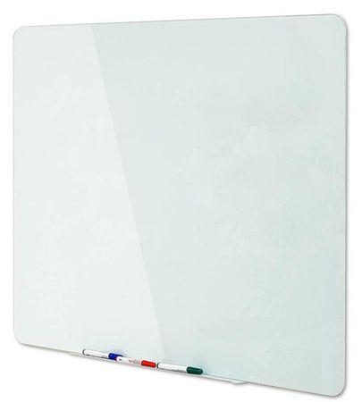 Bi-Office stenska tabla steklena 120x150, magnetna