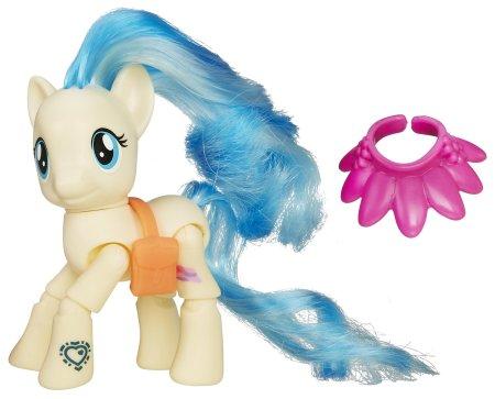 My Little Pony Miss Pommel póni mozgatható végtagokkal