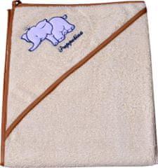 Puppolina osuška froté slon