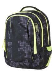 Target ruksak 3 Zip Black/duo 17482