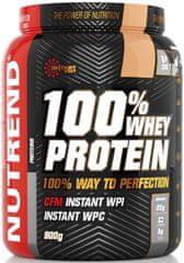 Nutrend 100% Whey Protein 900 g Vanilka