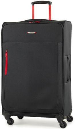 MEMBER´S potovalni kovček Hi-Lite TR-0137/3, L, črn