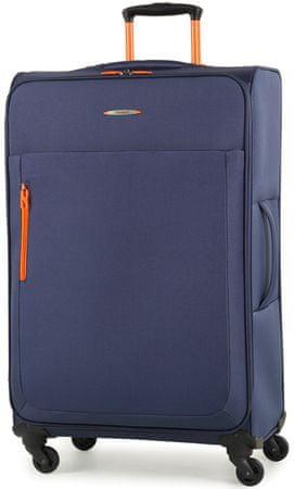 MEMBER´S potovalni kovček Hi-Lite TR-0137/3, L, moder