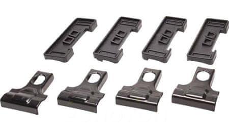 Thule Rapid Kit 1019, Audi A4, 4-vrat. sedan, 95-99, 00
