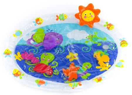 Teddies BABY Zábavná vodná podložka