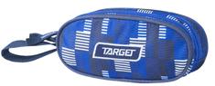 Target ovalna pernica Breeze, 2 zip, tamno plava