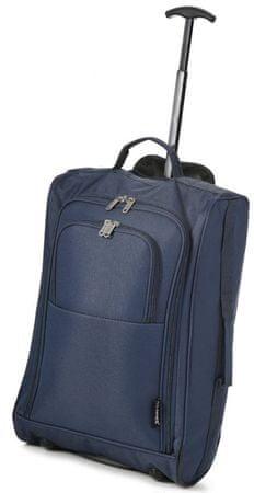 REAbags Cities Western Gear Utazóbőrönd, Kék