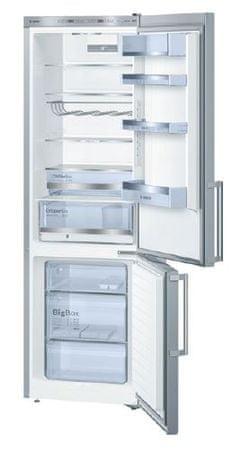 Bosch chłodziarko-zamrażarka KGE39AL42